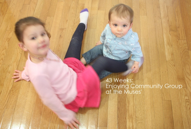 43 weeks community group
